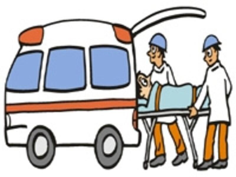 ぎっくり腰で動けない時、救急車を呼ぶか迷う人も多いようです