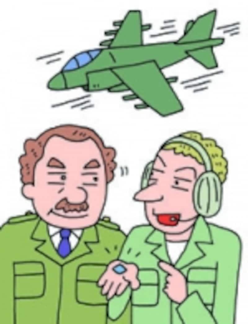戦闘パイロットへの処方が検討されたED治療薬