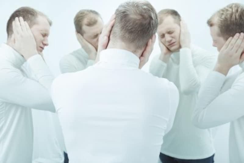 統合失調症の症状である幻聴