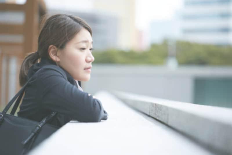 うつになると、頑張りたくても頑張れなくなることも、うつ病の辛さの一つです