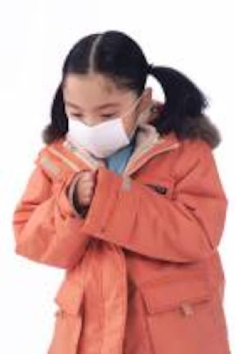 咳が続く場合、気管支喘息かもしれません