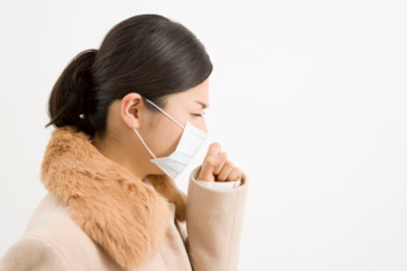 咳、鼻水などの症状が続く場合は要注意です