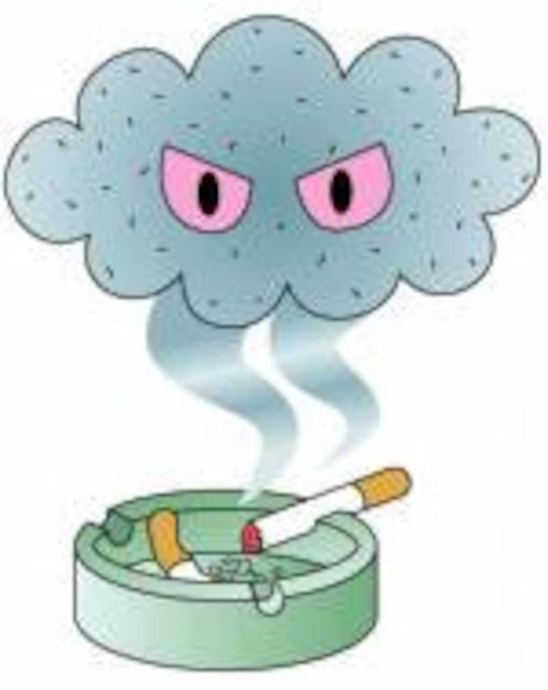 タバコは喘息に良くありません