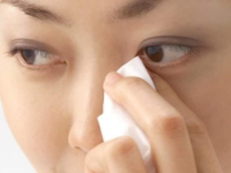 全身の病気ではありますが、特に目の症状は要注意です