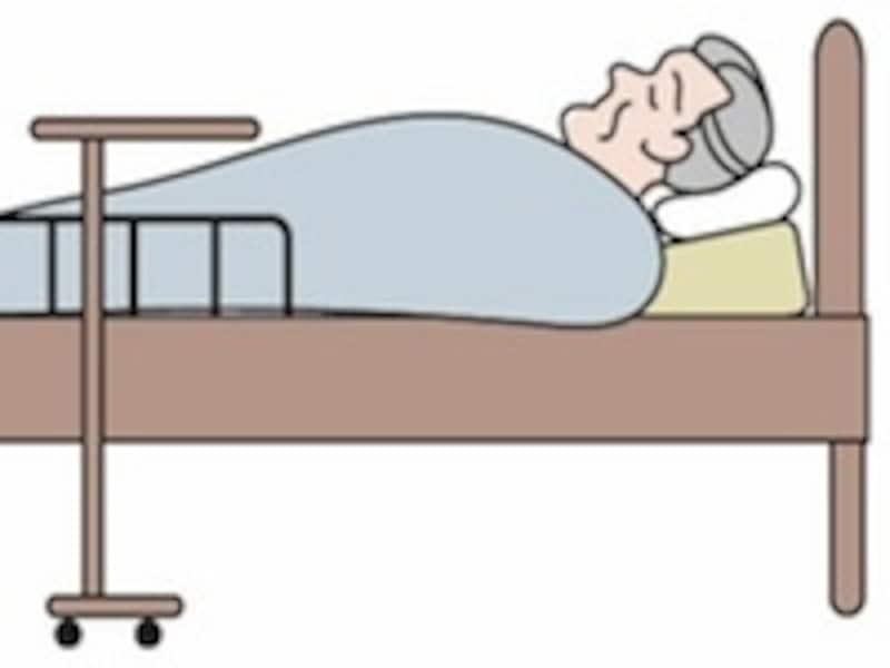 いわゆる死期が迫ってくると、患者さんの状態は、ある程度一定の経過をたどります。それらを見ていれば、概ね数日単位での変化は予測することも可能です。