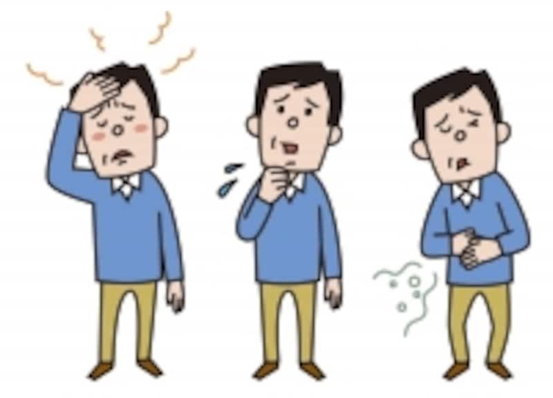 のどの「つまる感じ」や「しみる感じ」は、ありふれた症状ではありますが、長引く場合や再現性がある場合には注意が必要です。