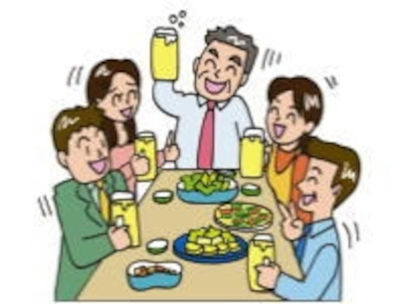 ビールや冷たいものの摂りすぎは、脾の機能を低下させるので気をつけて!