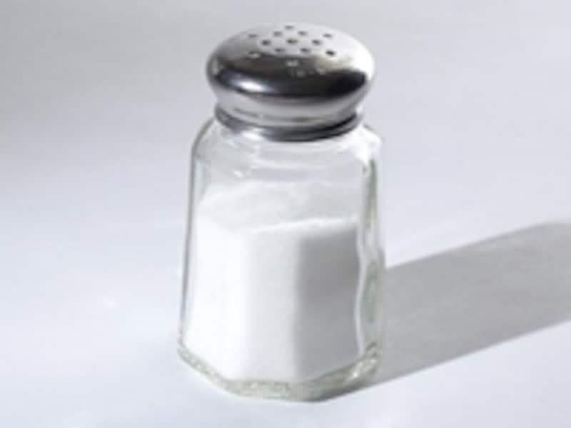 塩分は控えめに。