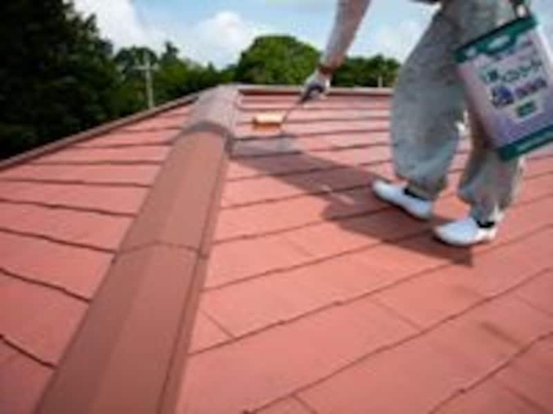 シーラー塗装