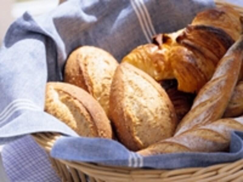 自宅で手軽にパンが焼ける