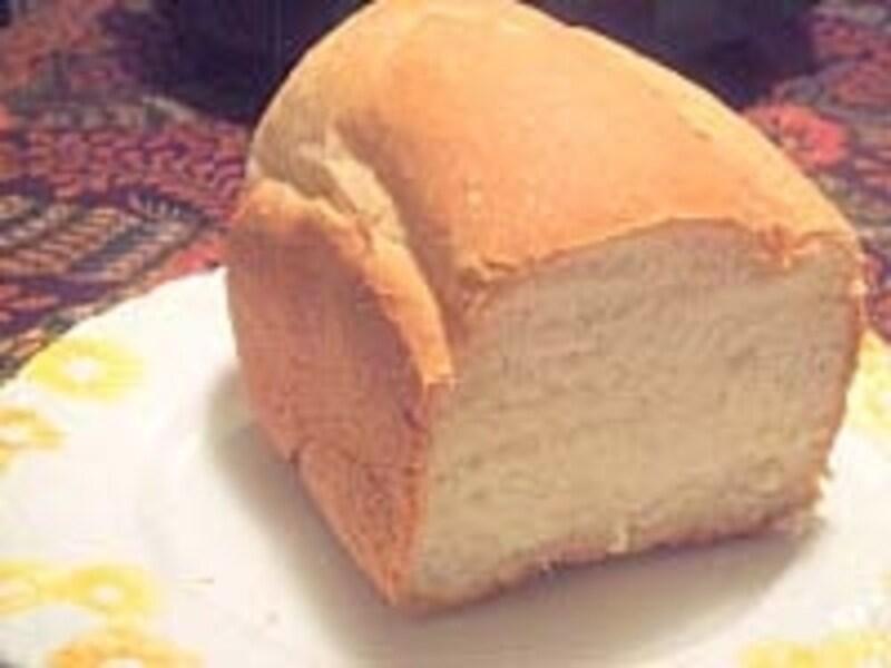 ホームベーカリーで焼けるパンのサイズを選ぶ