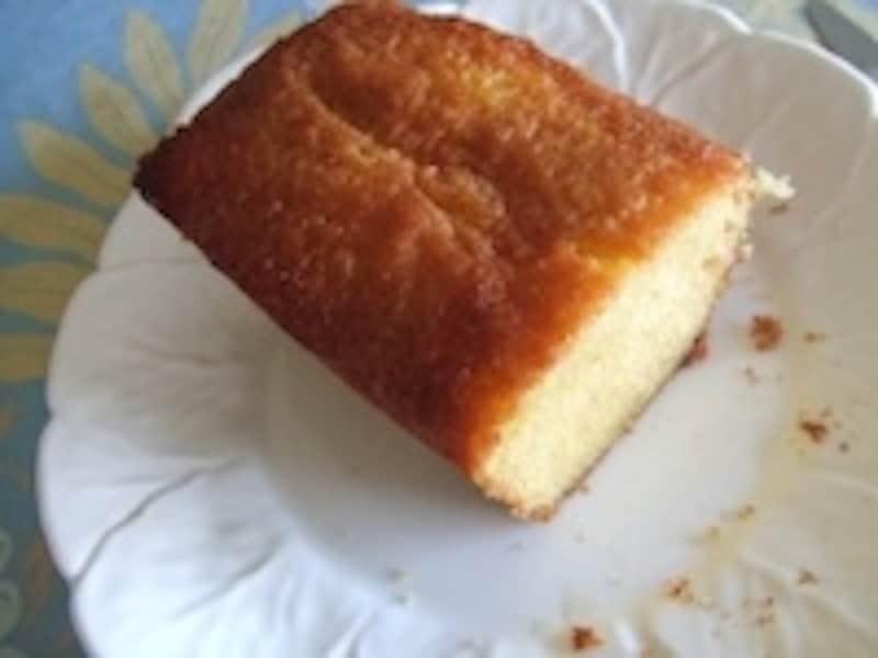 ケーキが焼ける