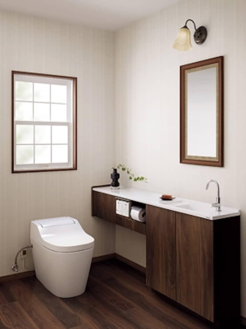 タンクレストイレ