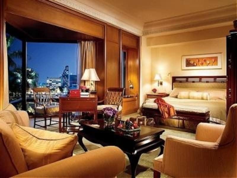 日本では手の届かない5ツ星ホテルもタイなら泊まることができるかも!?