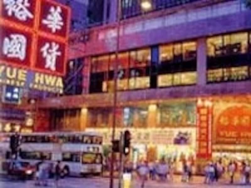 香港コスメは日本人の肌にもよくあう
