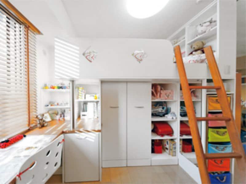 3畳の子供部屋リフォーム実例写真