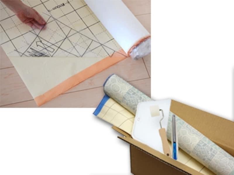 DIY壁紙
