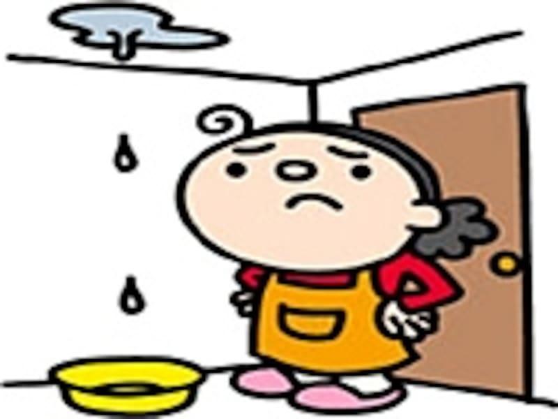 不安をつかれ、不要な工事をしてしまったせいで雨漏りが発生。