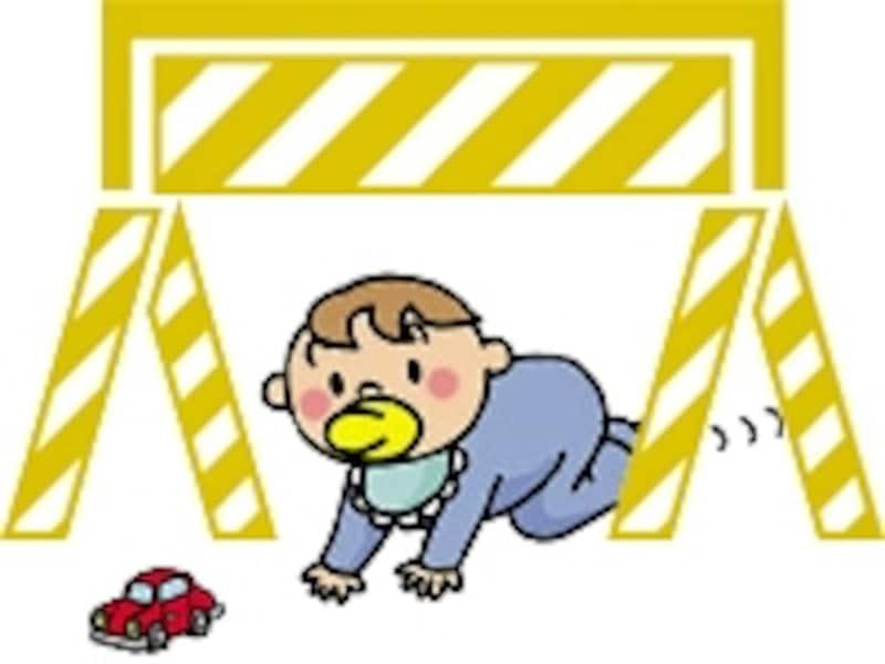 住みながらのリフォームは、家の中が工事現場になるということ。小さな子供は近づけないことが基本です。