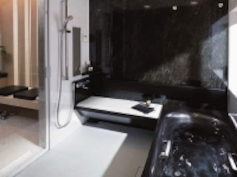 ベンチ浴槽