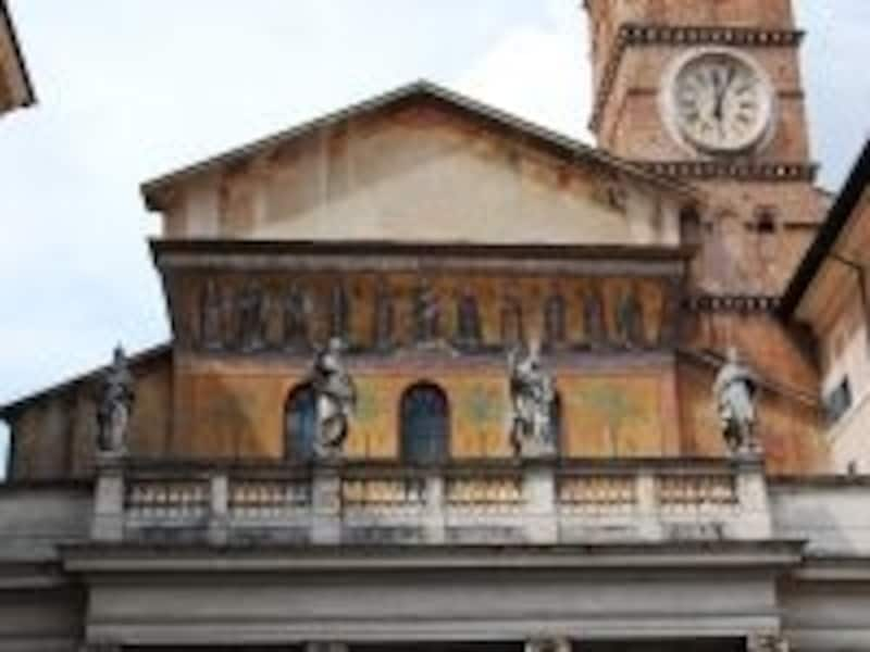 サンタ・マリア・イントラステヴェレ教会