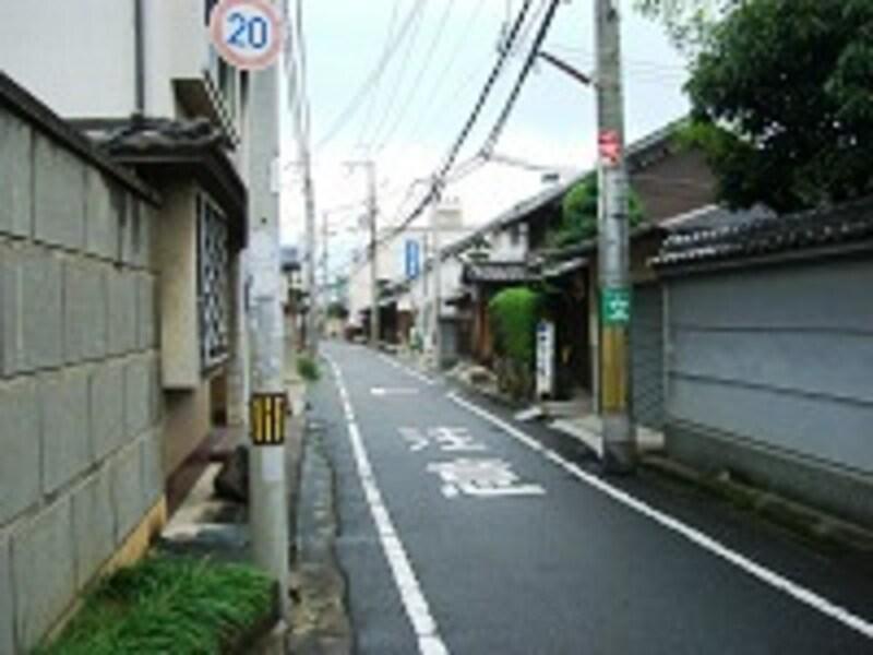 周辺の街並み2