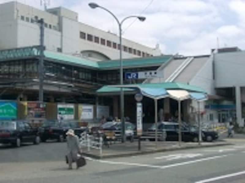 駅南側ロータリー