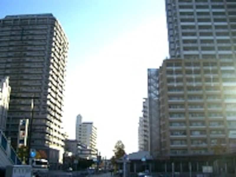 JR尼崎駅周辺