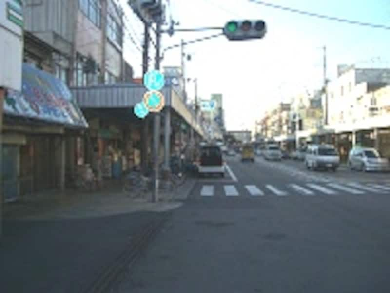 商店街 杭瀬