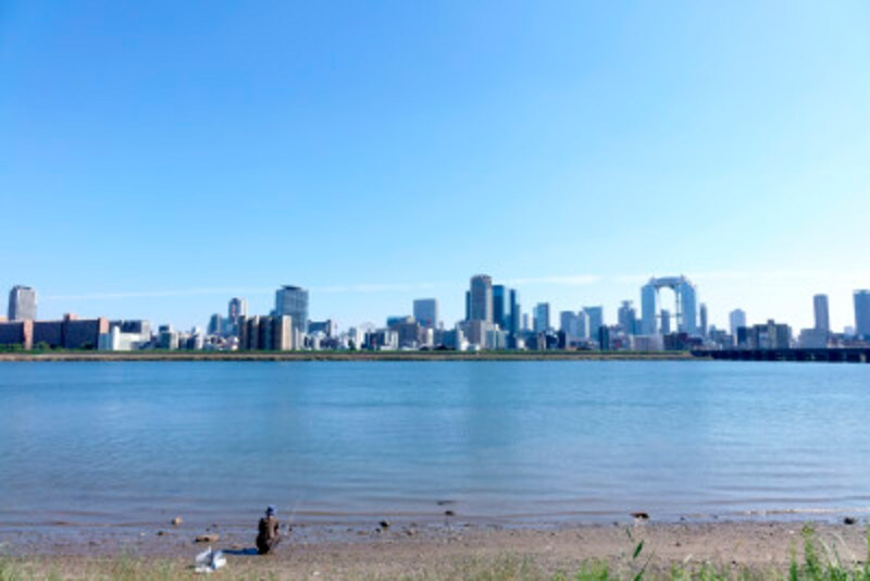 淀川が氾濫したらエリア別シミュレーション