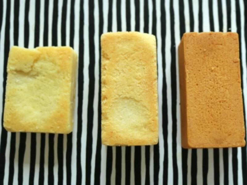 パイナップルケーキの形にもいろいろあります!