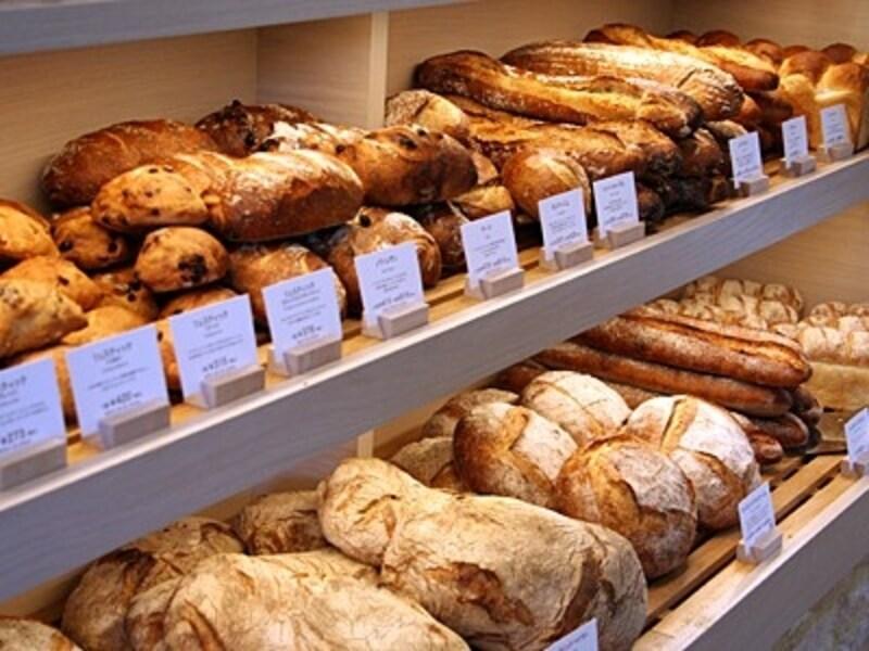 デイルズフォード・オーガニックのパン