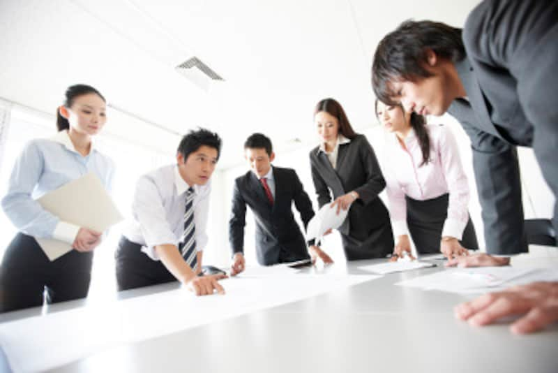 チームの役割の種類を明確化する