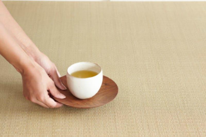 ただ色が出ているだけのお茶ではなく、せっかくですから、おいしいお茶の入れ方を覚えておきましょう