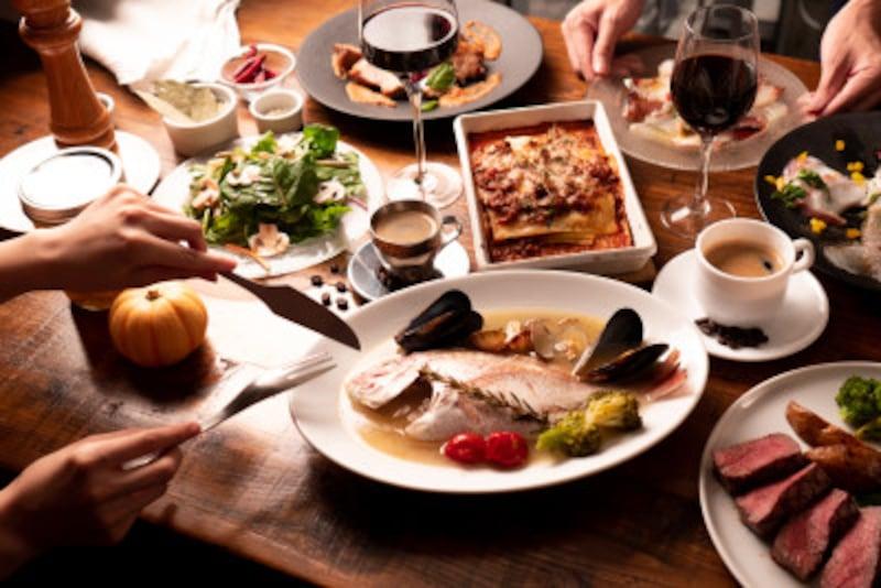 予算や料理内容は、会の趣旨や顔ぶれによって異なってきます。
