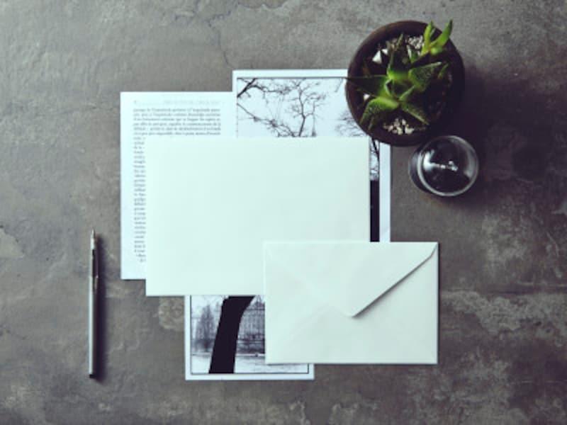お礼状をビジネス・営業で活かすポイントコメントに自信がない時は絵葉書を使う