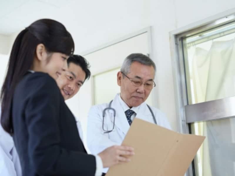 MRという職種への志望動機を、仕事のやりがいと関連付けて伝えることが必要