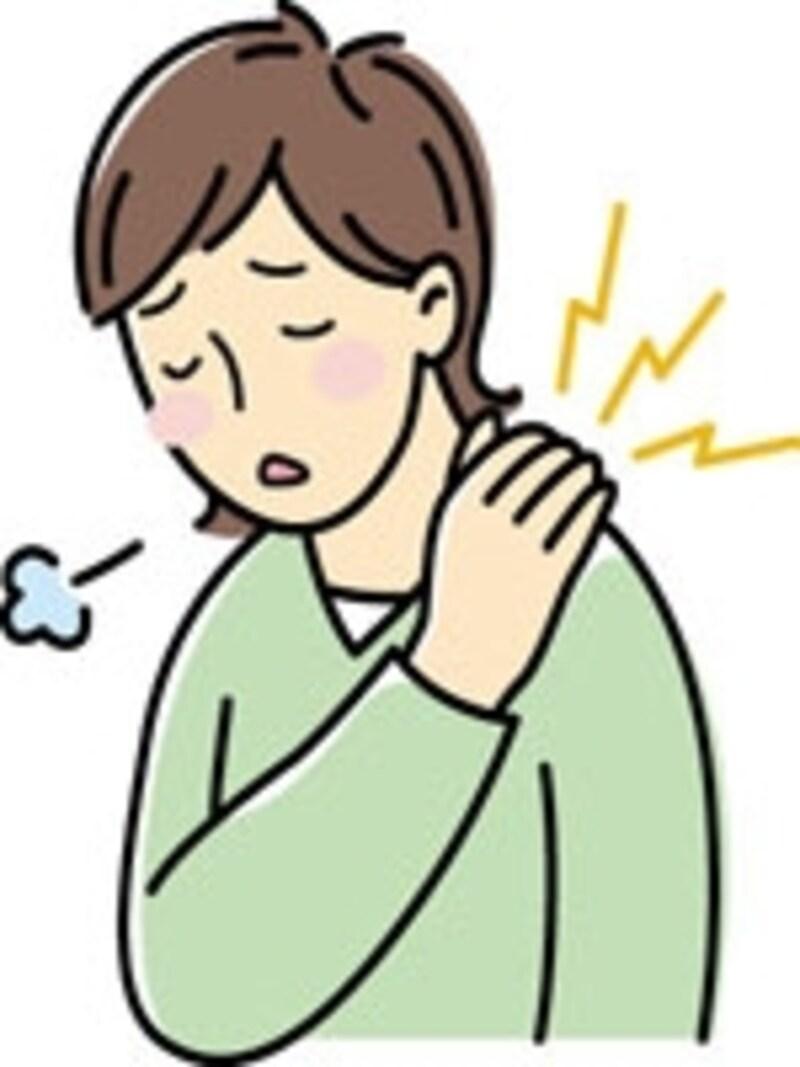 夏の間に肩こりや頭痛が起こりやすくなったという人も