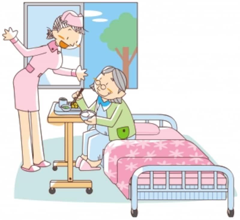看護のイメージ