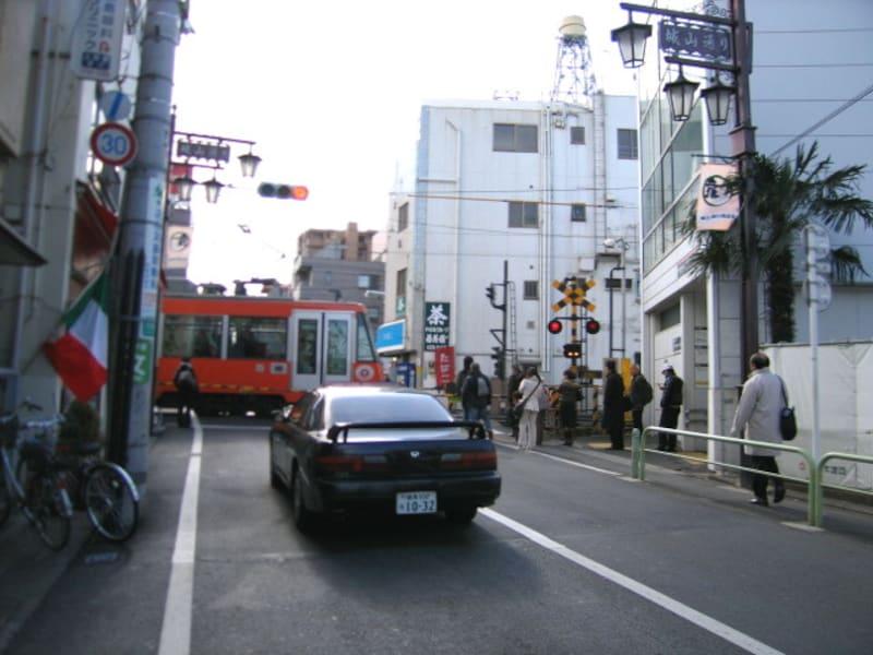 上町駅周辺