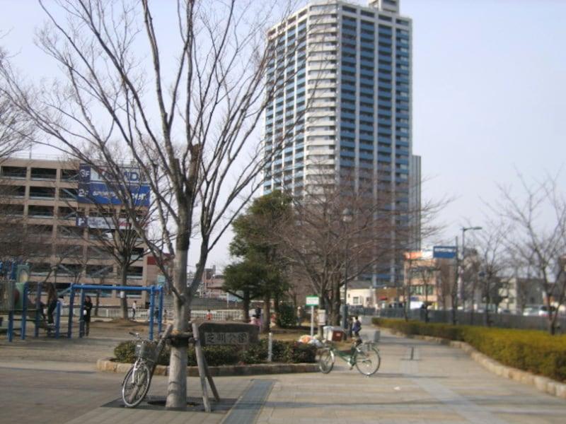 川口元郷駅周辺