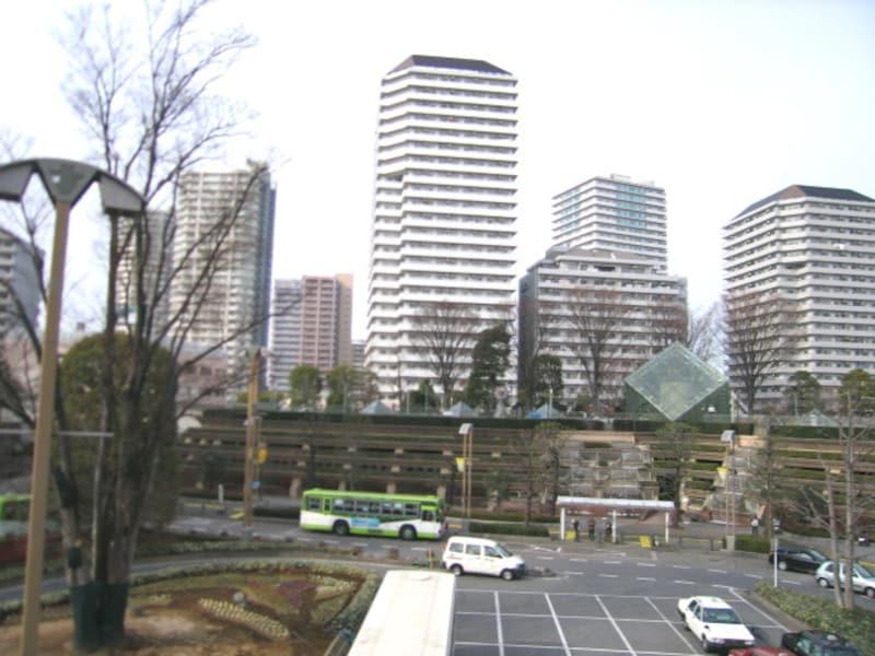 川口駅西口ロータリー