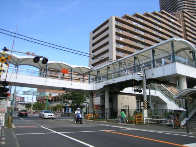 南武線鹿島田駅