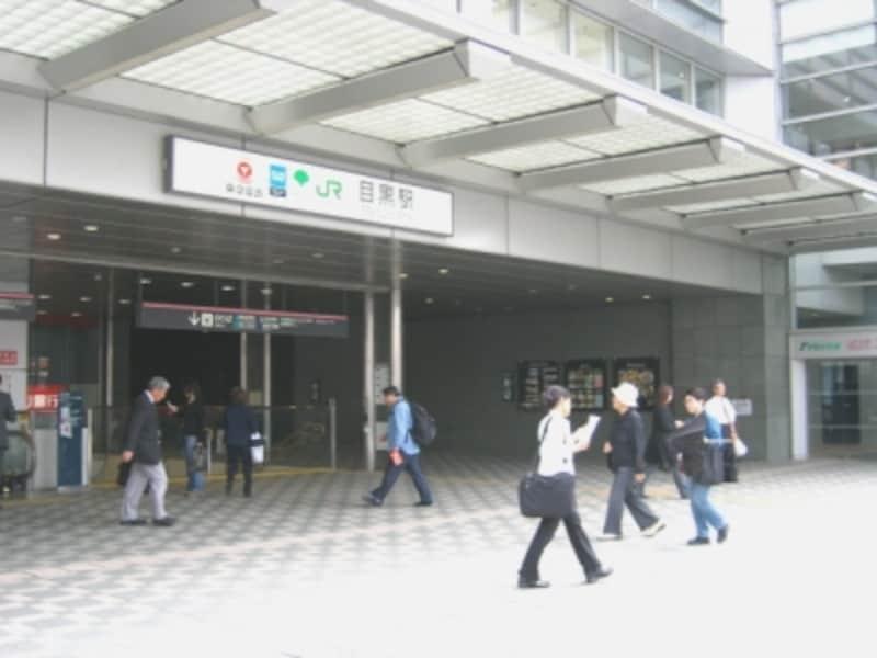 目黒駅から浦和美園駅まで約1時間。この開業で埼玉方面と都心、神奈川方面がつながった(2007年撮影)