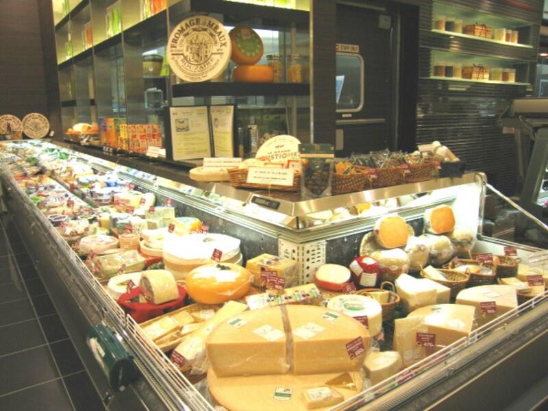 24時間営業のスーパー
