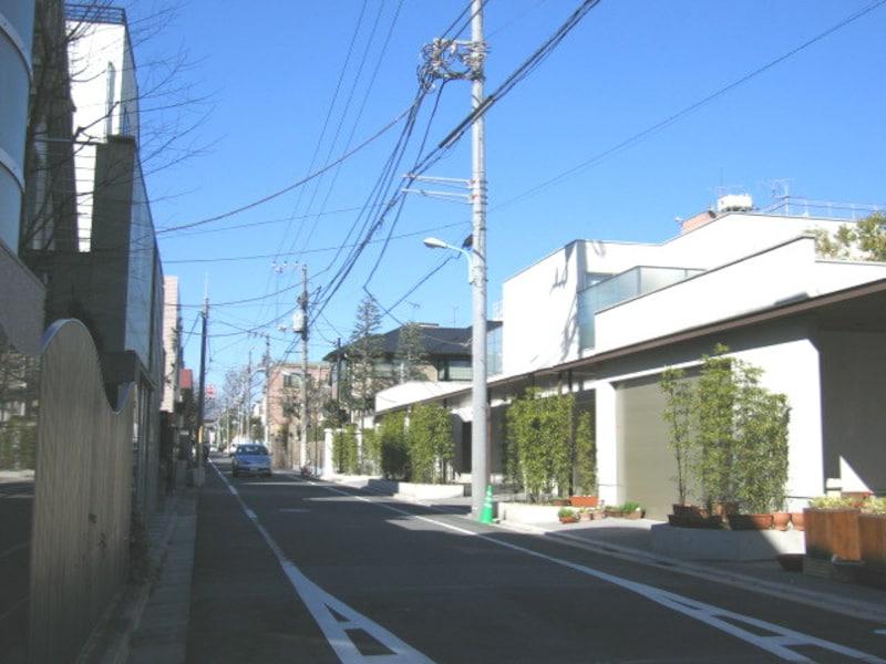 神山町のお屋敷