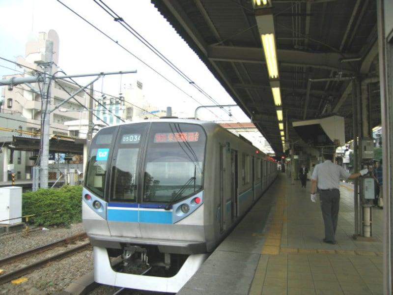 三鷹駅の東西線