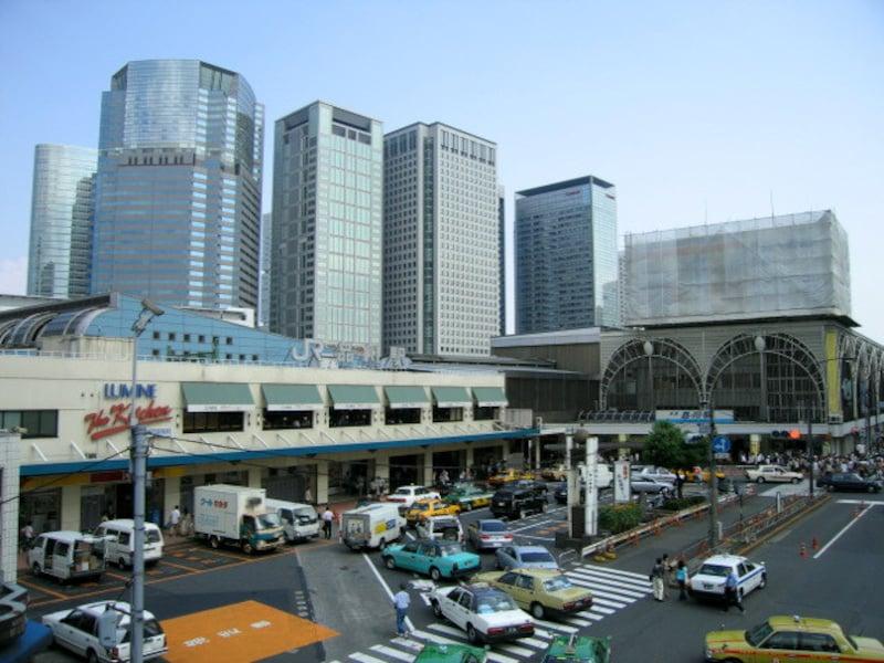 品川駅西口
