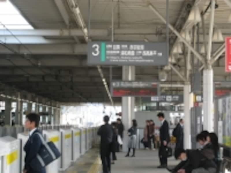 武蔵小杉からは都営三田線、東京メトロ南北線直通路線が利用できる