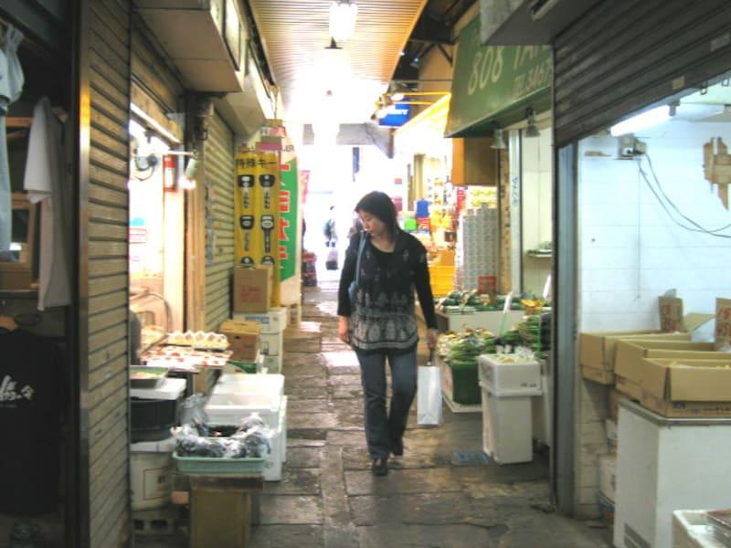 駅前北口商店街